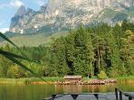 Völserweiher Badesee
