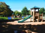 Great playground in Blowing Rock!