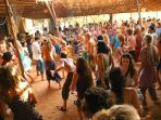 Electronic Dance Music parties and living the Hippie Life - Only here at Anjuna