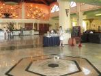 Meeting point Front desk