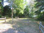 Public picnic area just half mile from the house to meet and greet others in the neighborhood. - Chatham Cape Cod New...