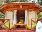 One of our cabanas