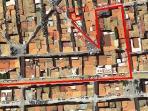 Come arrivare: Uscita A20 S.Stefano Cam., Via Vittoria, girare a sinistra dopo farmacia, V.L.Sergio