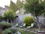 giardino per il relax