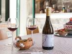 Own natural wine production available for the guests
