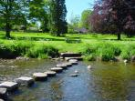 Gargrave stepping stones
