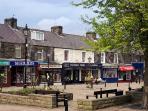 Barnoldswick Town Square