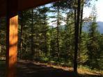 Front Porch View  | The Ridge At Glacier, MT