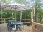 Backyard Deck / patio