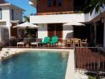 Villa Champa Pool Fence