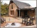 Adama Hoopoo & Kingfisher self-catering chalets