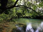 River kupa