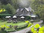 National Trust Lodge Watersmeet Lynmouth