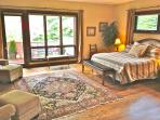Large Private Master Bedroom