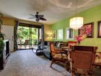 1148 square feet of interior living space along with a large double size lanai