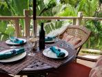 Your Lanai is a great space for nice dinner or relaxing breakfast