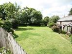 Communal lawned garden