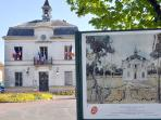 Mairie d'Auvers-sur-Oise (à quelques pas de la Lucarne du voyageur)