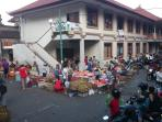 Check out local market