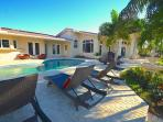 Breathtaking Private Spectacular Heated Pool & Lounge Area Offers Absolute Relaxation...