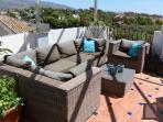 Penthouse for rent in Puerto Banus, marbella