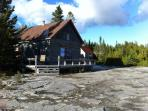 main log cabin