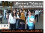Amigas de Colombia / Colombia girls