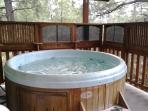 heavenly hot tub
