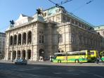 State Opera - only a short walk away