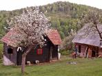 • COZO FANTU • mountain chalet Sibiu • Carpathian Mountains Transylvania Romania