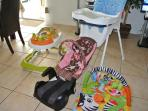 Baby items - plus crib available