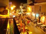 Nightlife in Alvor
