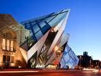 Party with the Dinosaurs at the Royal Ontario Museum - Just a 10 Minute Subway Ride Away