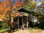Autumn at Gully Cottage