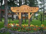 Barley Creek Brewery Sports Bar,House brewed beer,Great food...