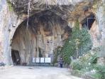 Cueva de las Calaveras - Benidoleig (3Km)