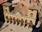 Ayuntamiento de Principes de  Viana