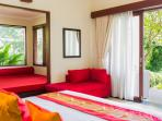 The Arsana Estate - Red bedroom plus annex
