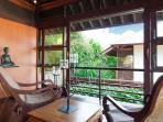 Bayu Gita Residence - Balcony