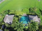 Bendega Nui - The villas from above