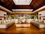 The Istana - Living room looking in