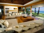 The Istana - Living room