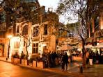 Lastarria nightlife