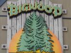 Bigwood #056 - Bigwood welcome sign
