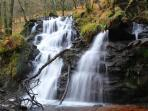 Waterfalls near Rhumhor