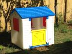 Cubby house for little ones