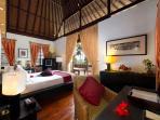 Majapahit - Villa Raj - Master bedroom
