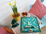 Shaldon Beach Hut 1 board games
