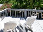 sunny south porch