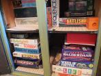 plenty of fun board games :)